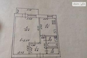 Продается 1-комнатная квартира 36 кв. м в Купянске