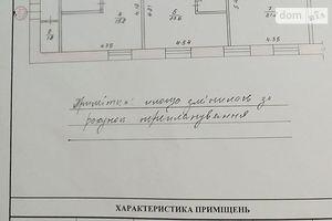 Продается 3-комнатная квартира 80 кв. м в Житомире