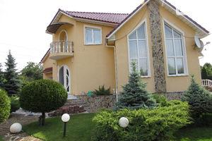 Продается дом на 2 этажа 281 кв. м с мансардой