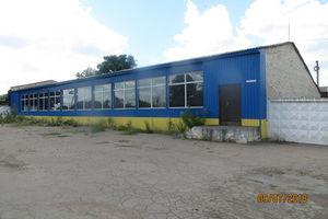 Продається будівля / комплекс 648 кв. м в 1-поверховій будівлі