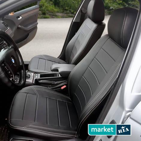 AVTOMANIA X-LINE (Экокожа)  | Чехлы на сиденья из экокожи: фото - MARKET.RIA