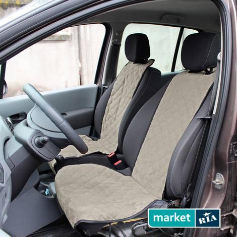 Eco-Star Comfort   Накидки на сиденья из алькантары: фото - MARKET.RIA