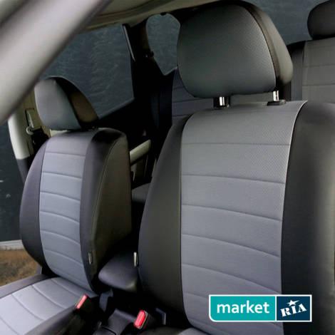 Союз-Авто Pilot (Экокожа)  | Чехлы на сиденья из экокожи: фото - MARKET.RIA