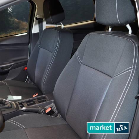Чехлы в машину на сиденья