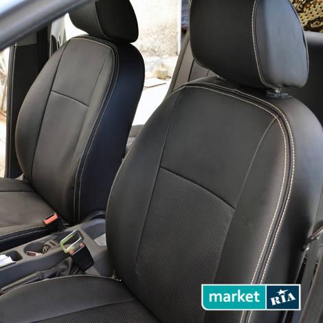 Союз-Авто Standart (Экокожа)  | Чехлы на сиденья из экокожи: фото - MARKET.RIA