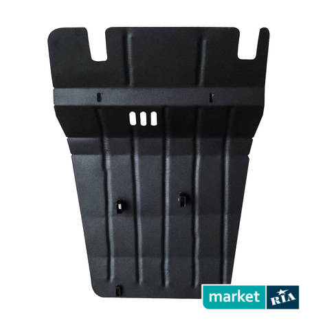 Автопристрій Стандарт  | Защита КПП из стали: фото - MARKET.RIA