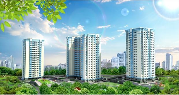 1 сентября стартуют продажи квартир в новом доме жилого комплекса «Демеевка»!