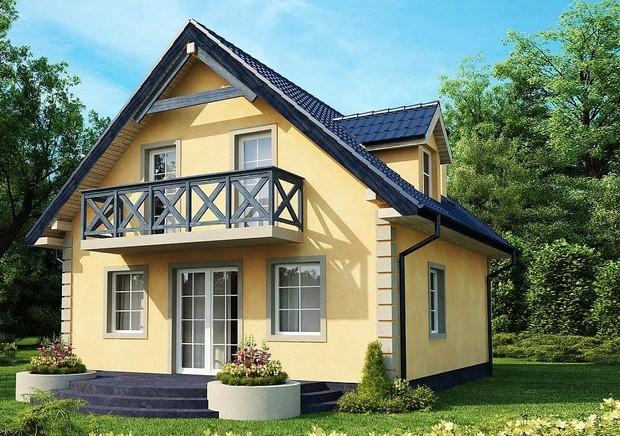 10 плюсов небольшого дома