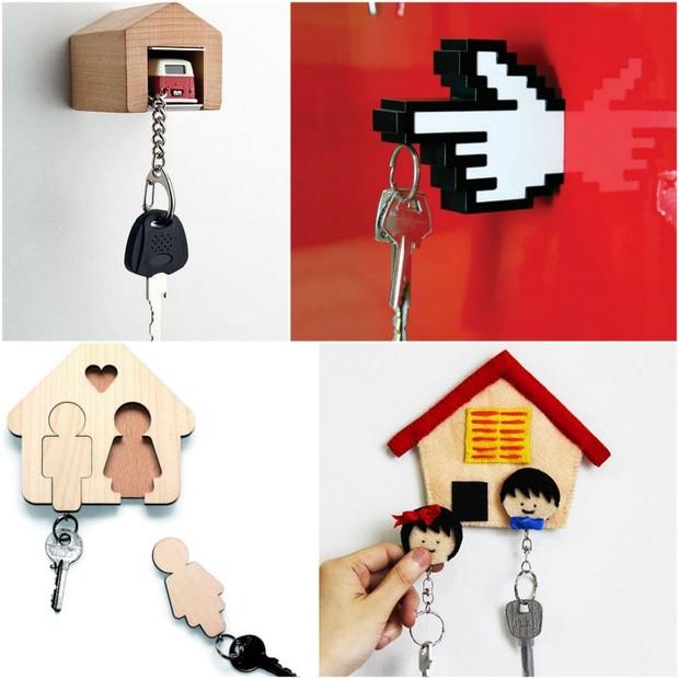 10 забавных аксессуаров для ключей