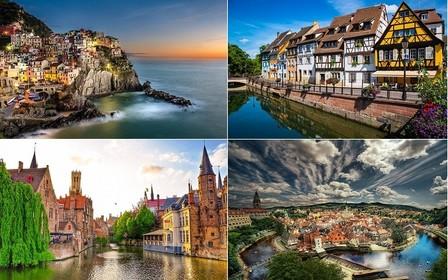 12 самых красивых городков мира