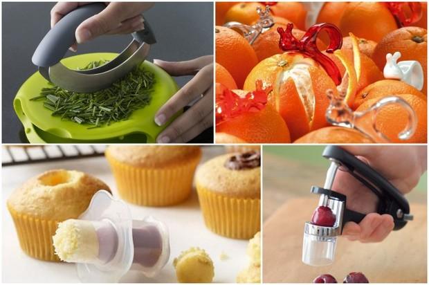 25 креативных кухонных гаджетов, которые облегчат ежедневный быт!