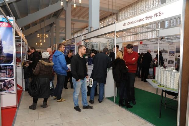 26-28 марта в Киеве состоится IV Международная выставка  недвижимости «ЯРМАРКА НЕДВИЖИМОСТИ»