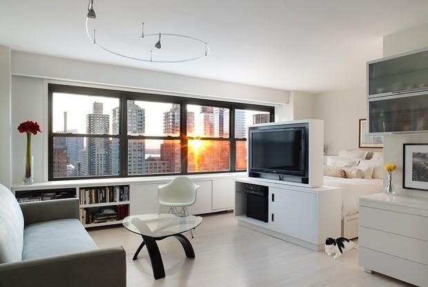 6 бюджетных способов увеличить пространство в маленькой квартире