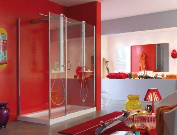 7 способов сэкономить место в крошечной ванной комнате