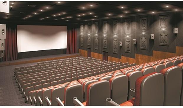 Архитекторы рассказали все о том, каким будет кинотеатр «Жовтень»