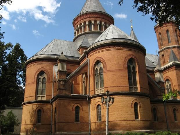 Чем может удивить туристов архитектура Черновцов
