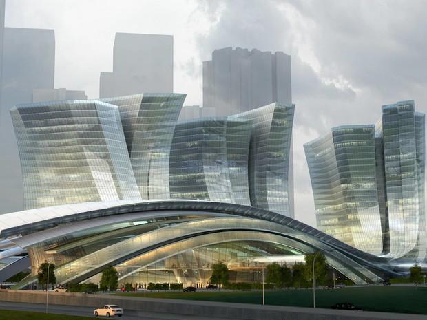 Что ждет архитектуру Украины