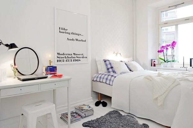 Cкандинавский стиль в спальне: особенности оформления