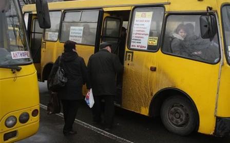 Цена за проезд в маршрутках Киева может составить 5-6 грн., - КГГА