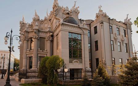 Десять необычных домов Украины: Львов, Винница, Киев