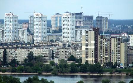 Динамика изменения цен на однокомнатные квартиры в Украине