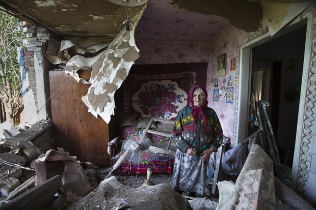 «ДНР» обещает выплатить компенсации хозяевам разрушенного жилья