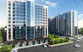 Добро пожаловать в ЖК «Семейный Lux» - новый жилой комплекс, расположенный на берегу Днепра города Черкасс.
