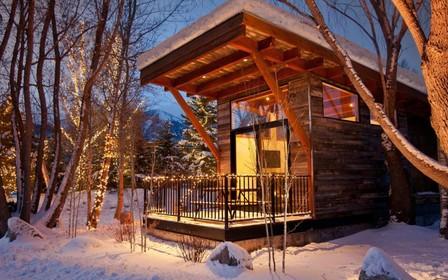 Дом недели: 37 кв. м. на колесах стоимостью $89,5 тыс. (фото)
