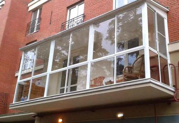 Когда нужно строить балкон?