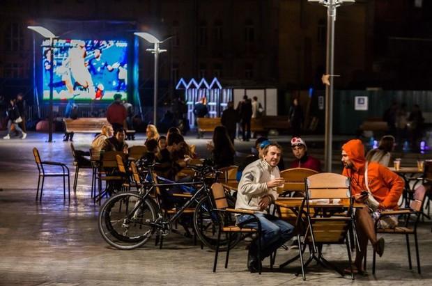 Где смотреть Евро 2016: Фан-зоны города Киева