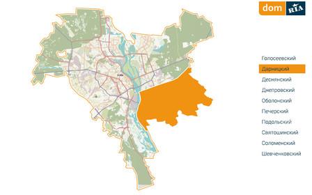 Где в Киеве комфортно жить? Дарницкий район