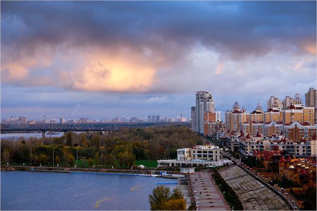 Где в Киеве комфортно жить? Оболонский район