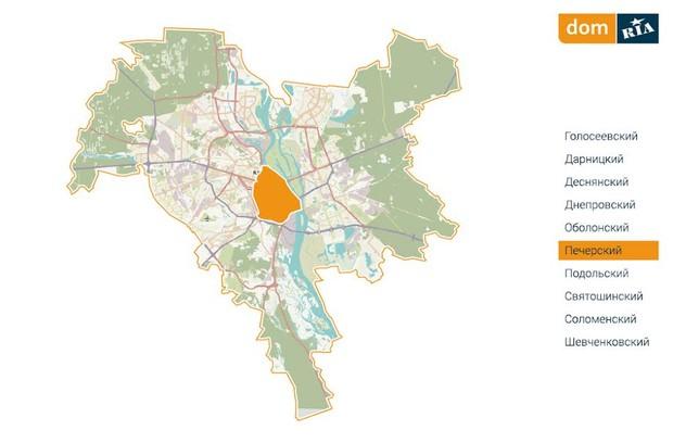 Где в Киеве комфортно жить? Печерский район
