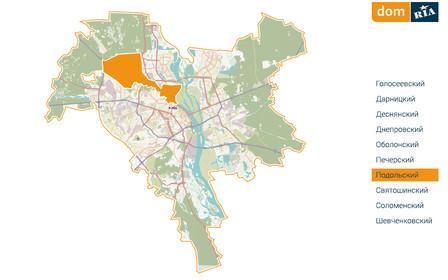 Где в Киеве комфортно жить? Подольский район