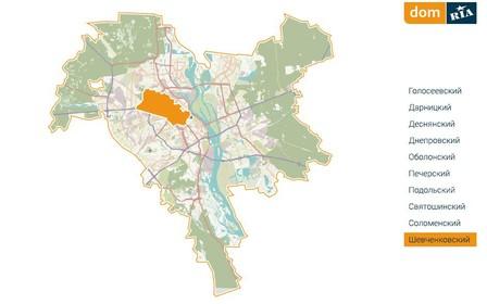 Где в Киеве комфортно жить? Шевченковский район