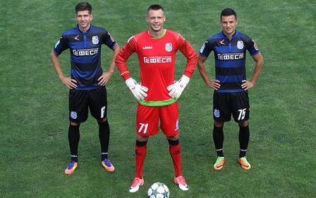 «Гефест» став генеральним спонсором ФК «Чорноморець» в сезоні 2017-2018 рр.