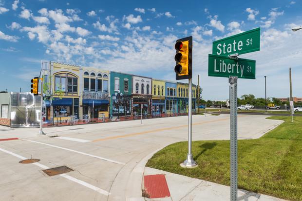 Город, которого нет: искусственный город, построенный в США