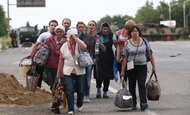 ГСЧС: Наиболее сложная ситуация с переселенцами – в Киеве