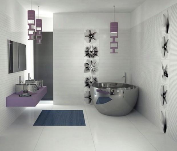 Идеи для ванной комнаты: 10 интерьерных решений комбинированного душа