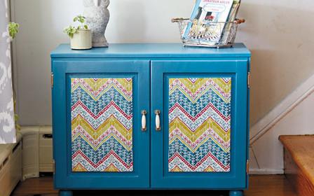 Идеи преображения старой мебели
