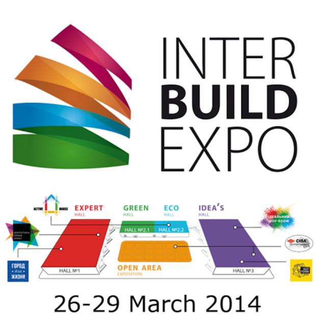 InterBuildExpo -2014 удивит разнообразием брендов