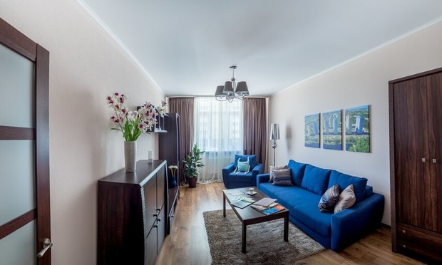 «Интергал-Буд» предлагает скидку 17% на ремонт новой квартиры
