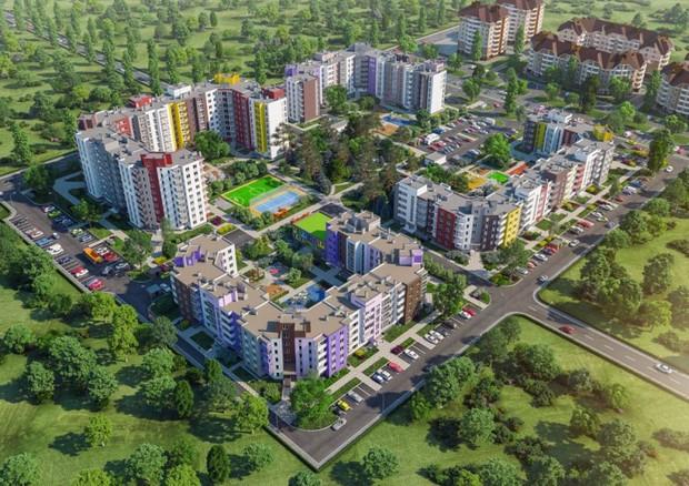 Инвестиции в недвижимость Бучи - от 9000 грн за «квадрат».