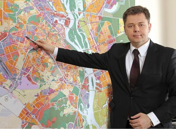 Как будут застраивать Киев в ближайшие 20 лет