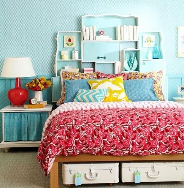 Как эффективно обустроить маленькую спальню: 8 советов