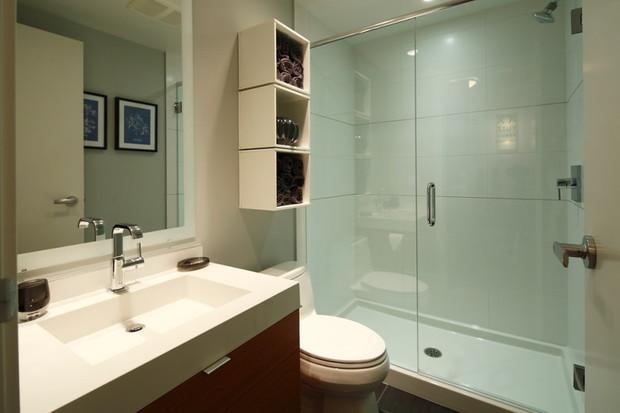 Как использовать площадь в ванной с максимальной пользой: 6 советов
