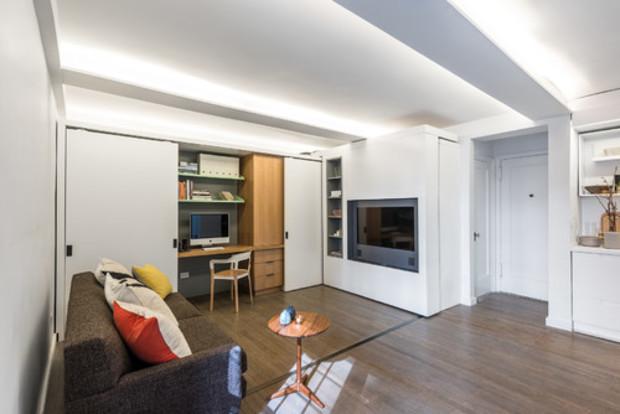 Как из однокомнатной квартиры сделать пятикомнатную