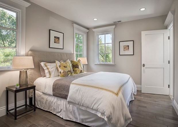 Как правильно разместить кровать в спальне
