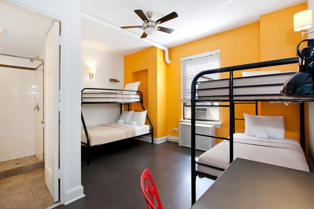 Как со вкусом обустроить комнату в общежитии?