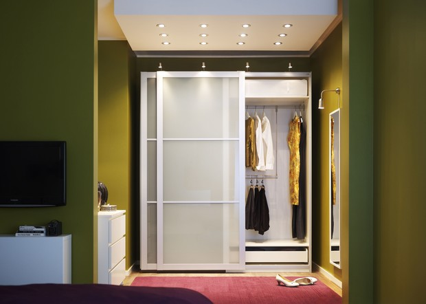 Как спланировать встроенный шкаф